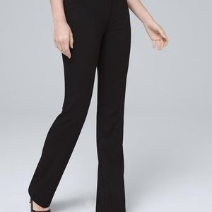 White House Black Market straight leg pants